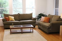 Set of two couches - perfect condition Houston, 77006