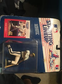 1988 bobby bonilla - starting lineup - sports figurine - pittsburgh pirates baseball Burnham, 17009