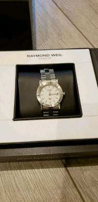 Brand New Swiss Watch Womens Raymond Weil Vaughan, L4H 2G5