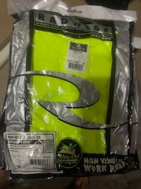 MAX-DRY high vis shirts, 6 available (3-xl)(3-2xl) Eight Mile, 36613