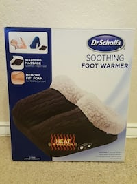 Dr. Scholl's SOOTHING FOOT WARMER Hurst, 76053