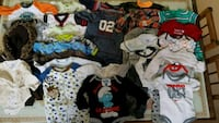 Baby boy clothes Ardrossan, T8G 2A9