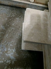 white and brown marble tiles Vaughan, L6A 3R1