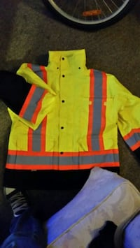 Work Rain gear Edmonton