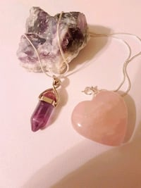 Flourite Point Pendent serious inquiries only  Cambridge