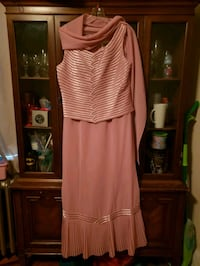 women's pink sleeveless dress Jersey City, 07305