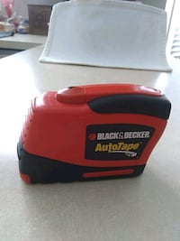 TAPE MEASURE-BATTERY OPERATED