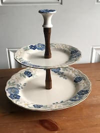 Vintage 2- tiered Tray Hagerstown, 21742