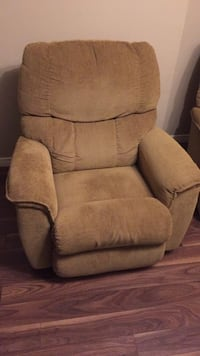 Two reclining chairs  Guelph, N1H 8L8