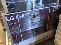 4K tv lg smart warranty 55 inch 65 inch 70 inch  Glendale, 91201