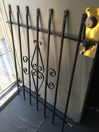 Security gate for windows