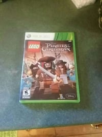 Xbox 360 Lego Disney Pirates of the Caribbean Shannonville, K0K 3A0