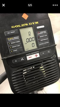 Gold's Gym Bike  Carrollton, 23314