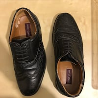 Black hunt club dress shoes  Toronto, M6H 3Y2