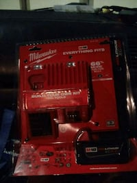 Milwaukee battery and charger Salinas, 93901
