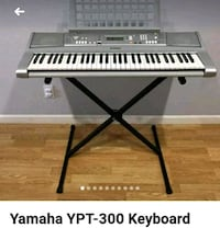 black and white electronic keyboard Redwood City, 94063