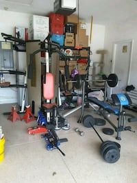 black and gray gym equipment Clermont, 34711