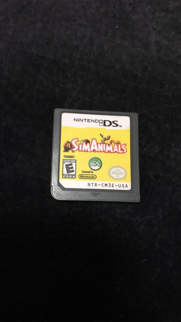 SimAnimals for DS
