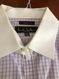 6 Men's dress shirts 17.5 x34/35 Rural Hall, 27045