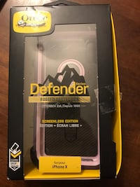 Otter Box Defender IPhone X Screenless Edition  Calgary, T2B 3B2