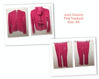 Juicy Couture Tracksuit, Cardigan, T-shirt and dress, from$15 Tracksuit......$100 each, or both set for $150 Cardigan......$25 T-shirt......$15 Dress......$35 Markham