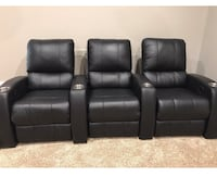Palliser Pacifico 41920 Power Reclining  Theater Seating;  Denton, 76226
