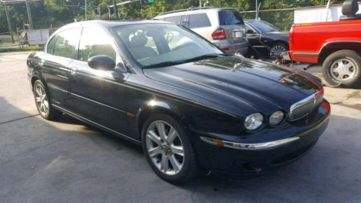 Jaguar   X Type   2002