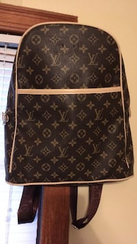 Louis vuitton backpack Lincoln, 68516
