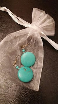 Turquoise Earrings Bethesda, 20816