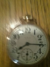Railroad  watch father had in for 20 years works Virginia Beach, 23464