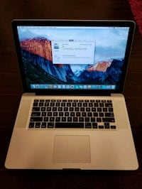 2009 15inch Macbook pro Mint condition  Surrey, V3V 1Z2
