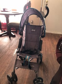 Jeep baby stroller used  Houston, 77090