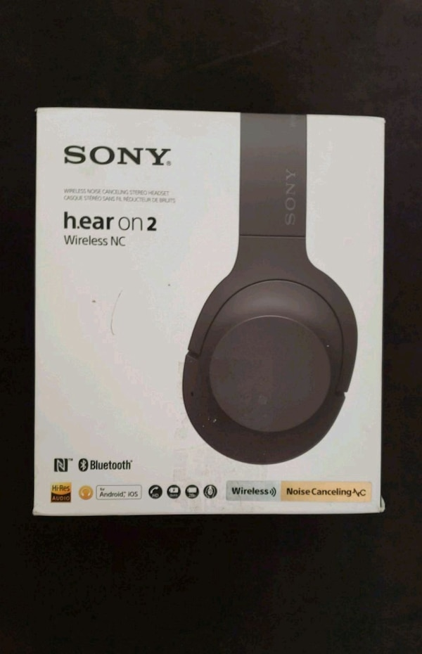 de6d92e4145 Used Sony h-ear on 2 Wireless NC for sale in Santee - letgo