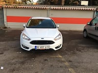 2015 Ford Focus STYLE 1.6TDCI 115PS 4K Buca