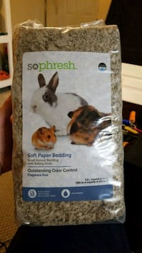 Sophresh soft paper bedding for small animals 14L Hedgesville, 25427