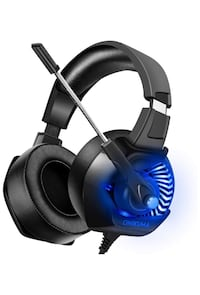 Gaming headset new in box