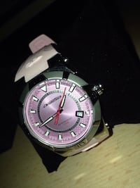 Orologio donna rosa chronotech