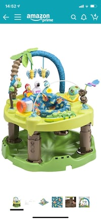 Evenflo Exersaucer Triple Fun Active Learning Center, Life in the Amazon Dumfries, 22025