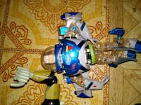 blue and gray robot action figure Front Royal, 22630