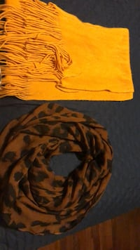 Womens scarves. $4 for both Odessa, 79762