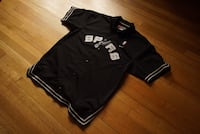 Vintage Large San Antonio Spurs Warm up Jacket Washington, 20016