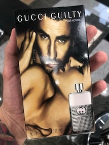 Gucci guilty men's cologne new