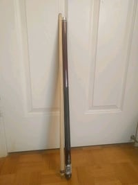 Collapsible Pool Cue