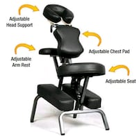 NEW Portable Tattoo/Spa/Massage Chair w/ Leather P Centreville, 20120