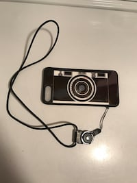 iPhone 7plus camera style with neck strap Fredericksburg, 22408