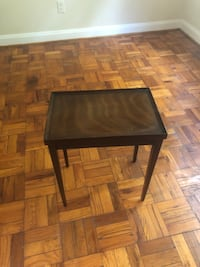 Antique low side table Charlotte, 28203