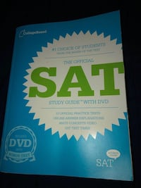 CollegeBoard: Official SAT Study Guide with DVD