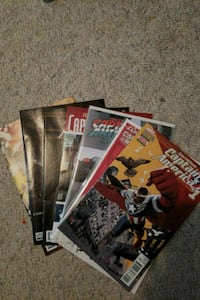Comic collection Stafford, 22554