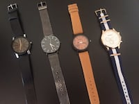 Watches $5 apiece $15 for all! Chevy Chase Village, 20815