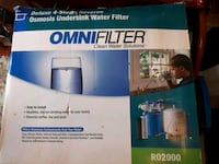 Under Sink Water Filter Deluxe 4 Stages Reverse Mississauga, L5W 1L5